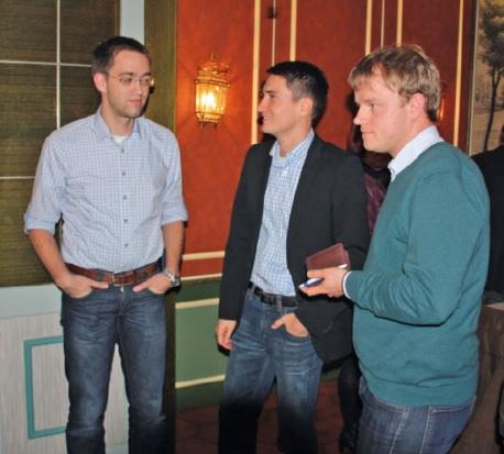 Sechs JU'ler auf CSU Stadtratsliste
