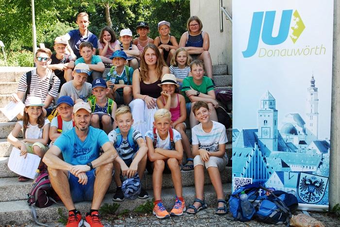 Auf spannenden Pfaden durch Donauwörth